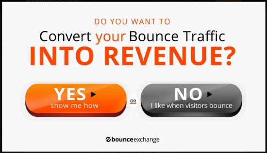 Convert Bounce Traffic Into Revenue With Bounce Exchange