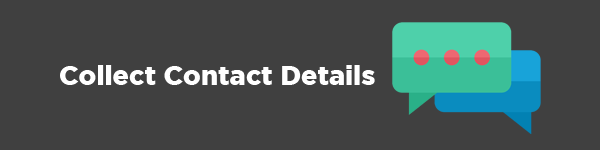 Tools to collect blogger contact details