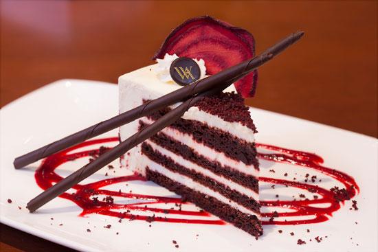 Red Velvet Cake - Content Example