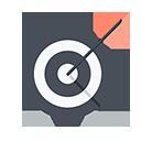 target your blog