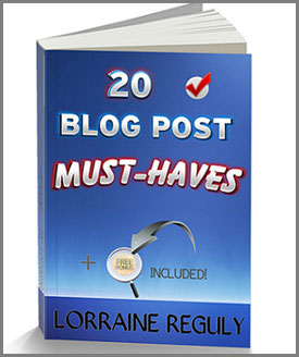 20 Blog Post Must Haves