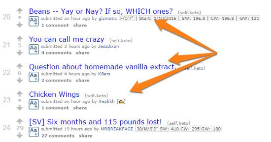 Sub Reddit Example